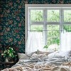 Sandberg Wallpaper Rosenholm Midnight Blue