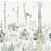 Boråstapeter Newbie Wallpaper Magic Forest Mural