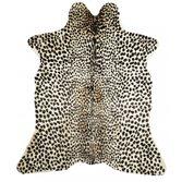 Skinnwille Leo Fake Kohud Leopardmönster