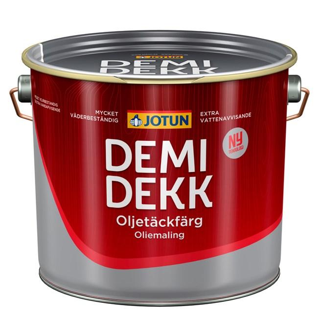 Jotun Demidekk Oljetäckfärg