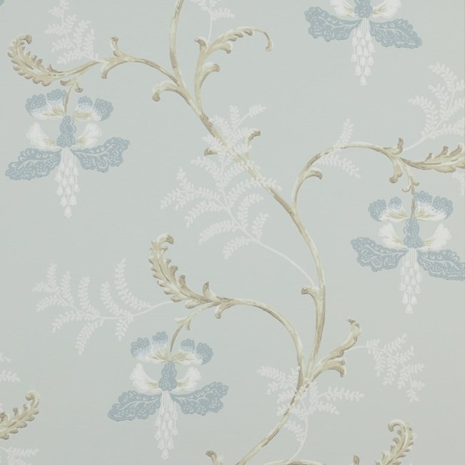 Colefax and Fowler Bellflower Aqua