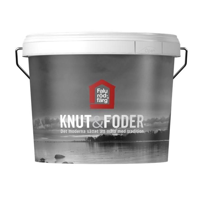 Falu rödfärg Falu Rödfärg Knut&Foder