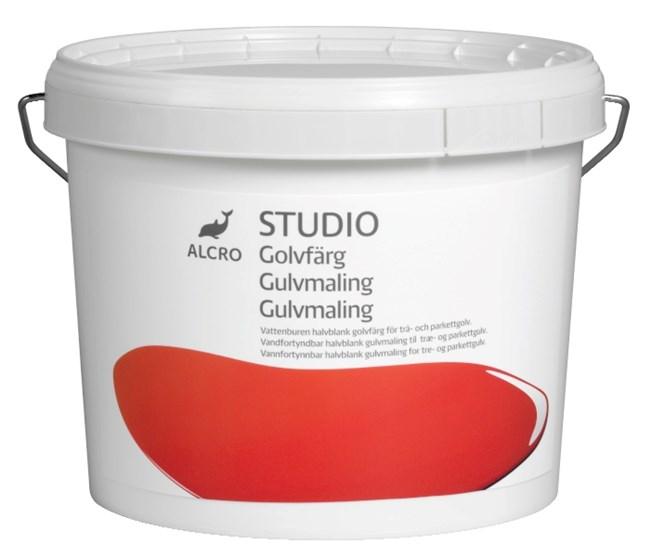 Alcro Studio Golvfärg
