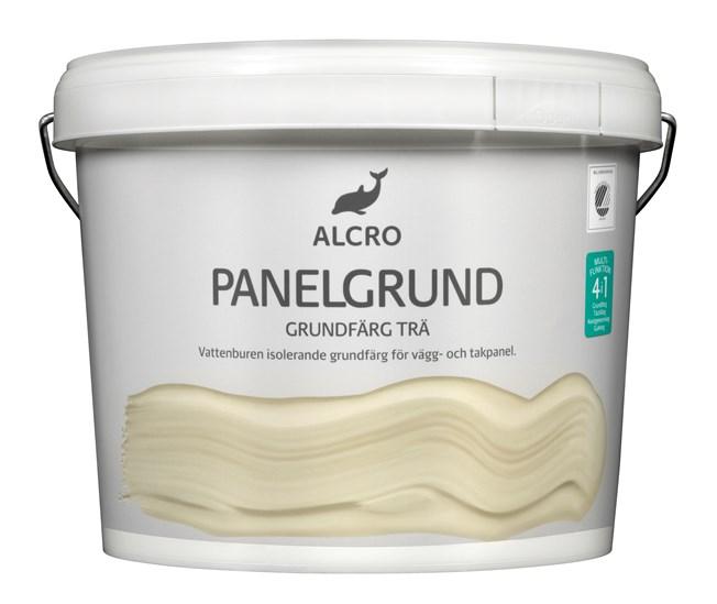 Alcro Panelgrund vit
