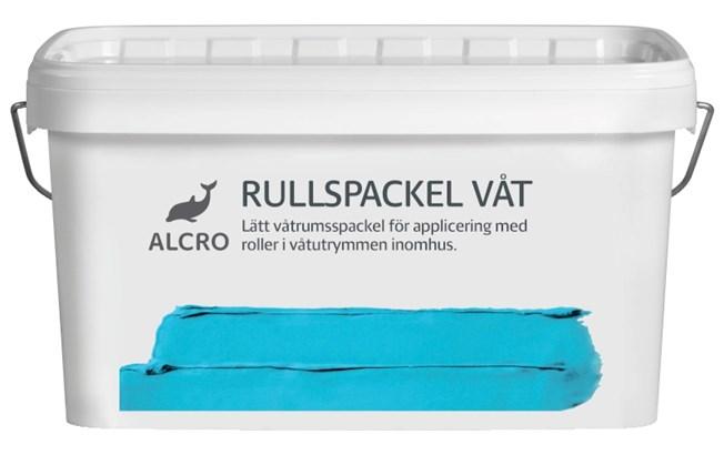 Alcro Rullspackel Våt