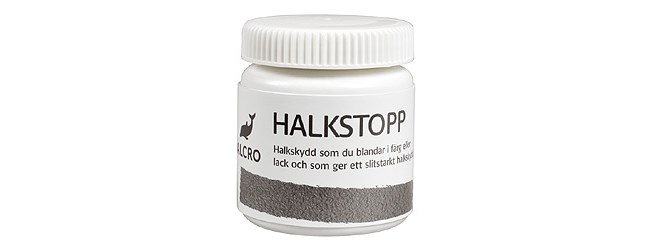 Alcro Halkstopp