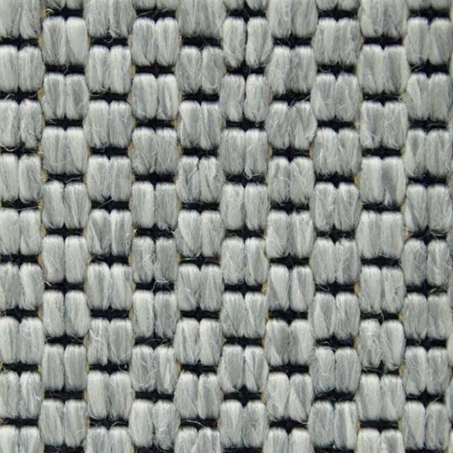 Kjellbergs Golv & Textil Tweed Matta 023 Silver