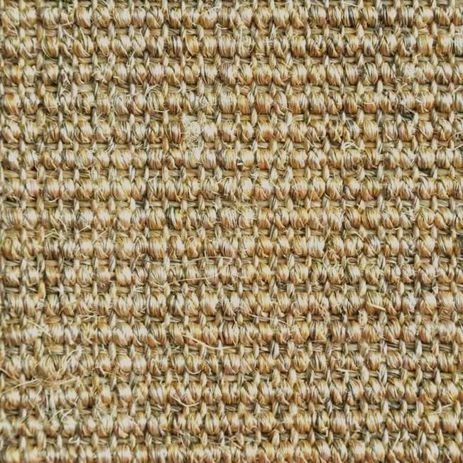 Kjellbergs Golv & Textil Sisal Bouclé Matta 42 Sand