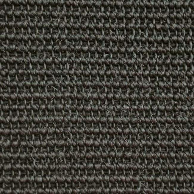 Kjellbergs Golv & Textil Sisal Bouclé Matta 70 Svart