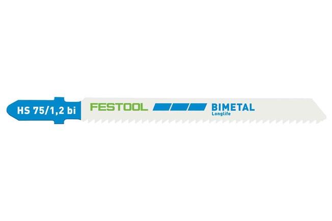 Festool Sticksågsblad Bygg