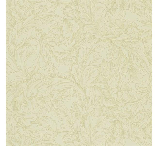 Morris & Co Acanthus Scroll Parchment/Hemp