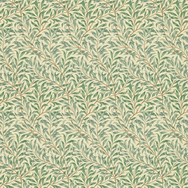 Morris & Co Willow Bough Minor Green