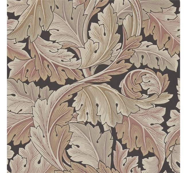 Morris & Co Acanthus Terracotta
