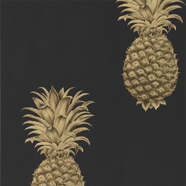 Sanderson Pineapple Royale - Graphite/Gold