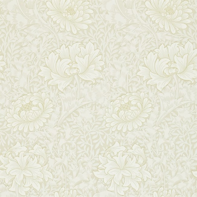 Morris & Co Chrysanthemum Chalk