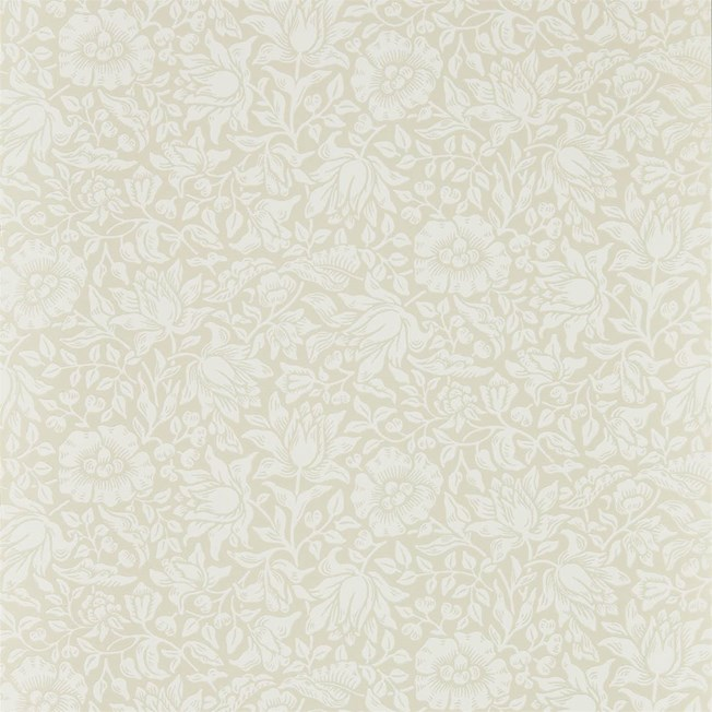 Morris & Co Mallow Cream Ivory
