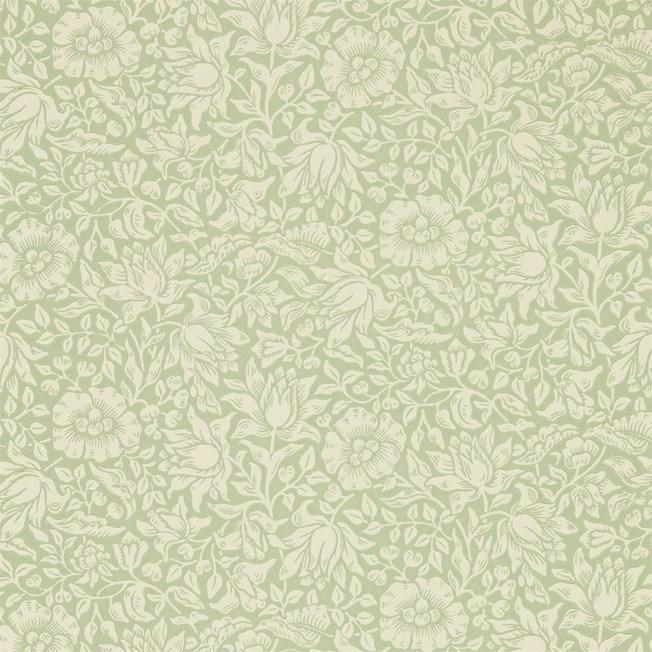 Morris & Co Mallow Apple  Green