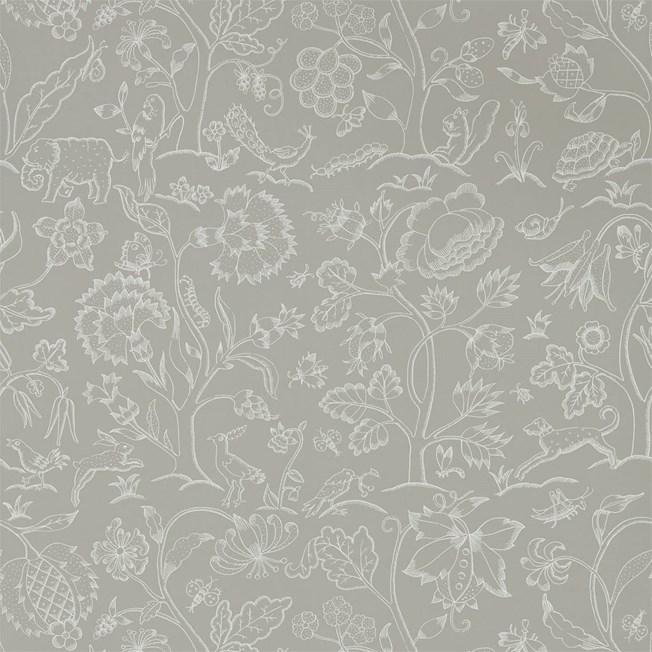 Morris & Co Middlemore Linen Chalk