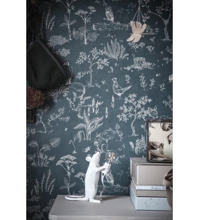 Sandberg Wallpaper Hollie