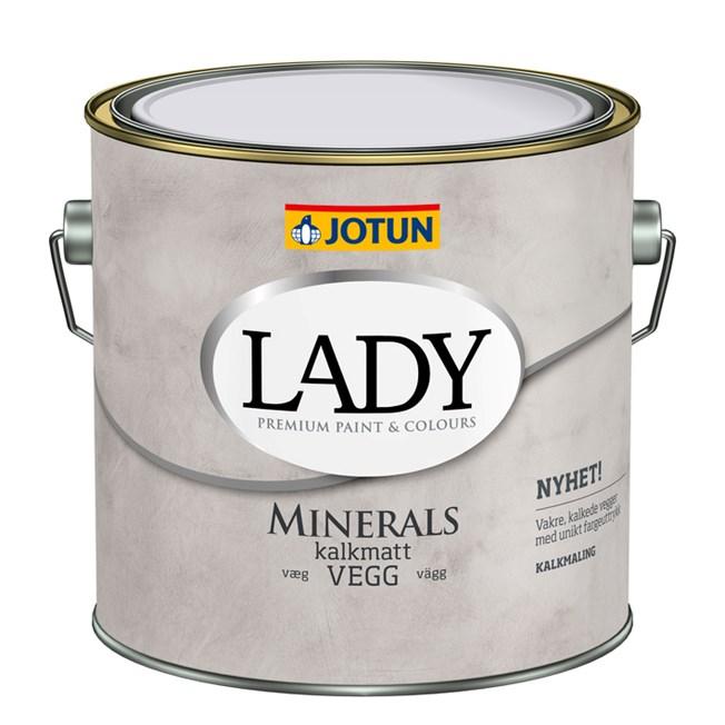 lady minerals pris