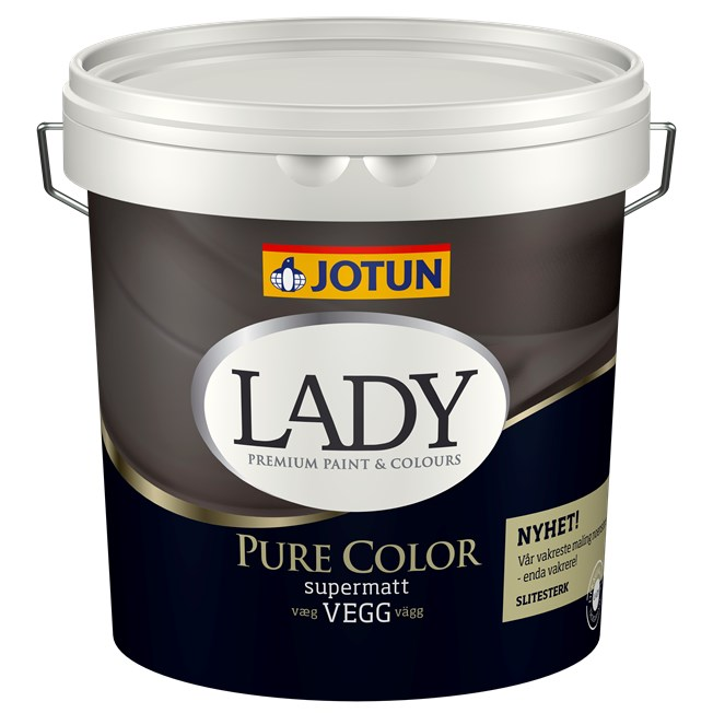 Jotun Lady Pure Color