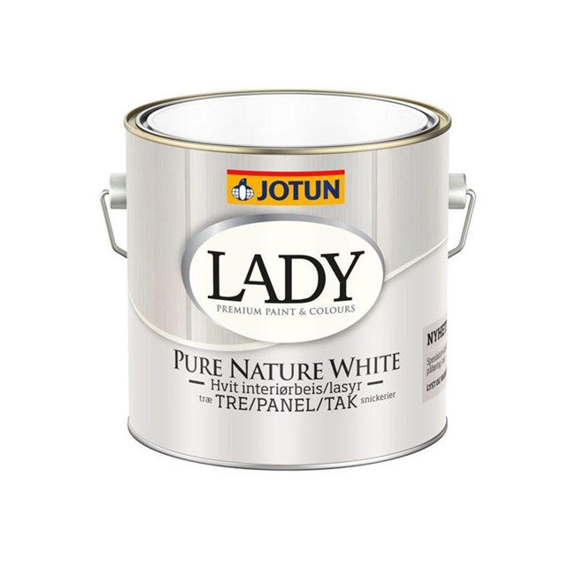 Jotun Lady Pure Nature White