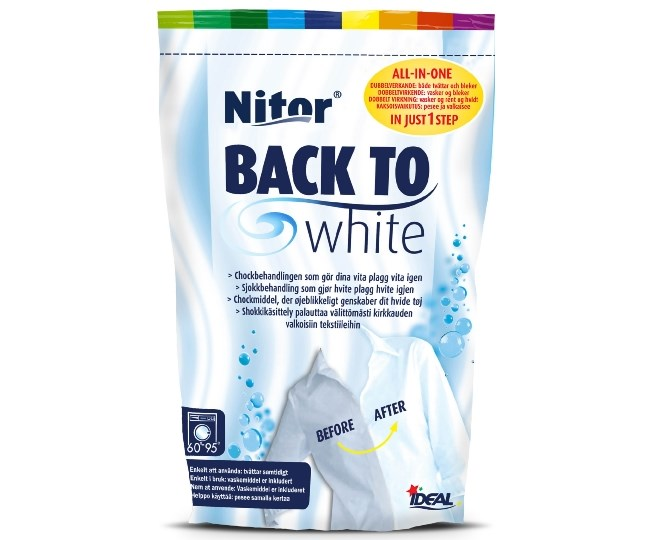 Nitor Back to White