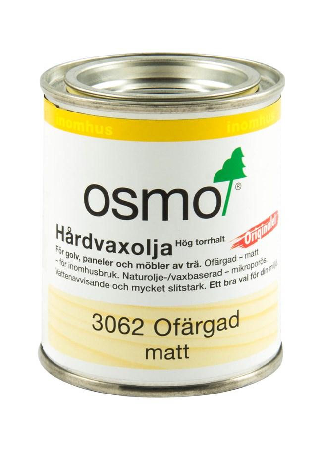 Osmo Hårdvaxolja Originalet 3062
