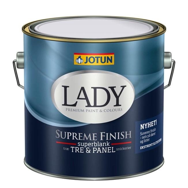 Jotun Lady Supreme Finish Blank