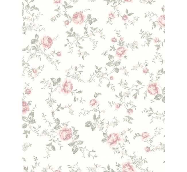 Boråstapeter Newbie Wallpaper Rose Garden