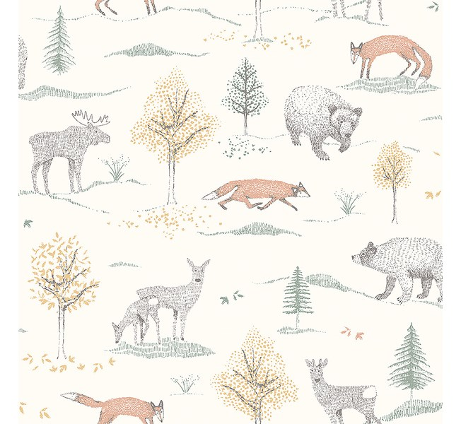 Boråstapeter Newbie Wallpaper Up North