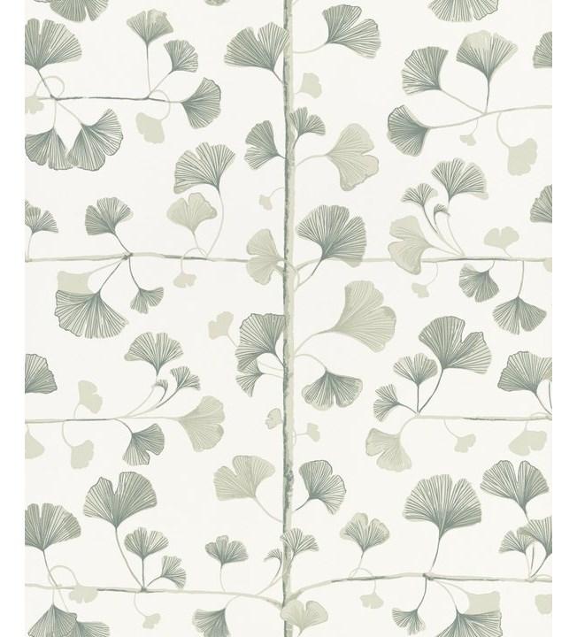 Sandberg Wallpaper Ginkgo