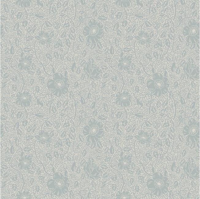 Sandberg Wallpaper Anton Misty Blue
