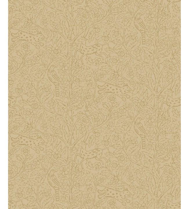 Sandberg Wallpaper Eden Oat tapet
