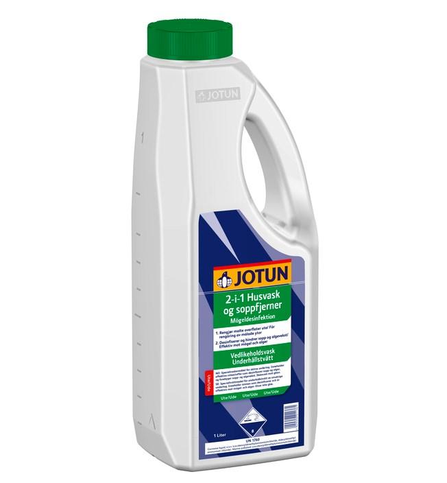 Jotun 2-i-1 Husvask och mögeldesinfektion