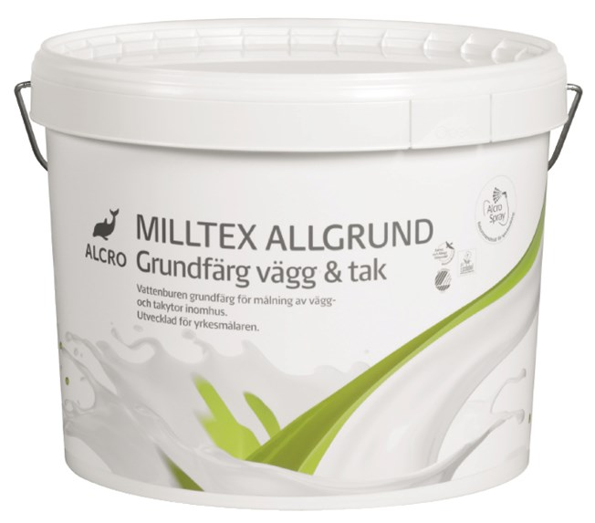Alcro Milltex Allgrund - Grundfärg