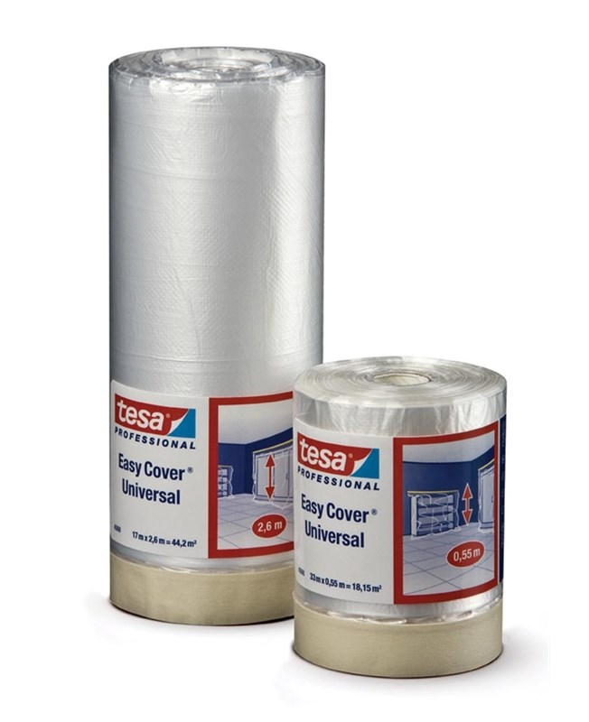 Tesa Easy Cover Täckplast, refill 4368
