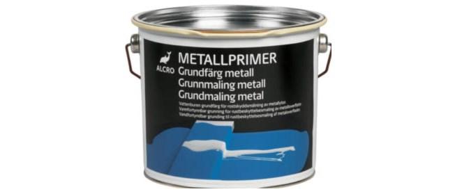 Alcro Metallprimer