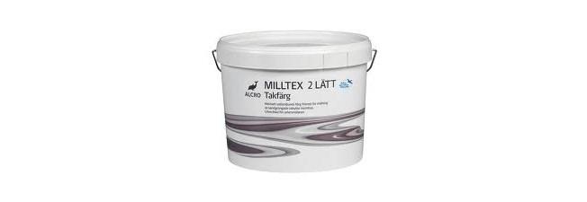 Alcro Milltex 2 Lätt - Takfärg