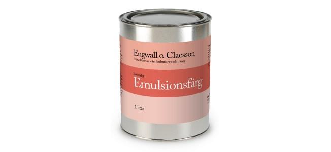 Engwall o Claesson Emulsionsfärg invändig