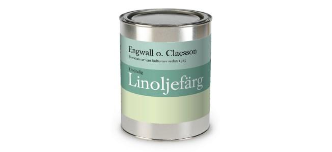 Engwall o Claesson Linoljefärg utvändig