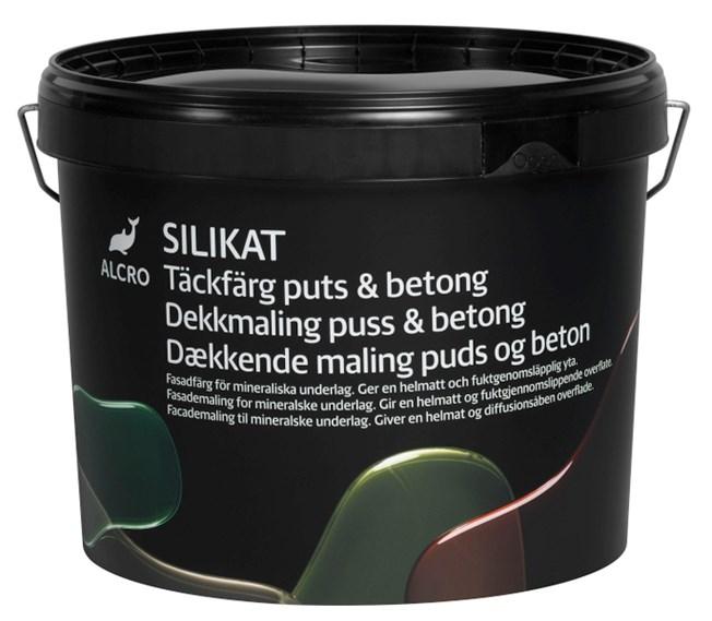 Alcro Silikatfärg
