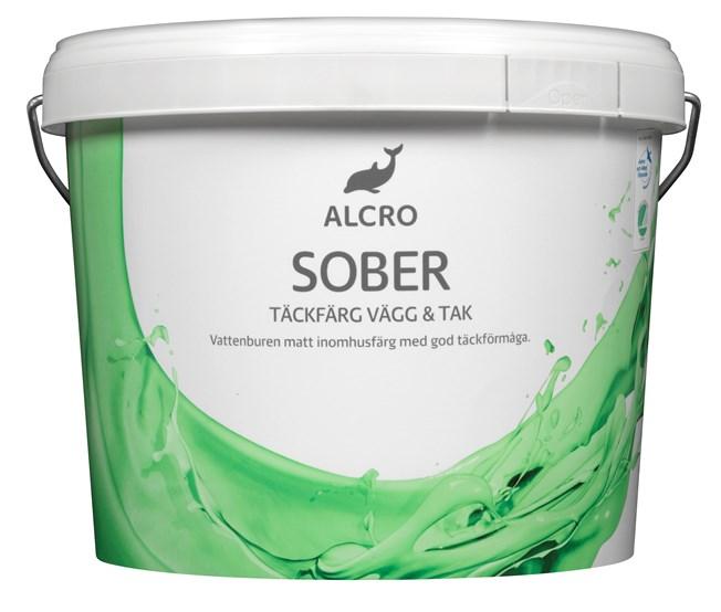 Alcro Sober Väggfärg