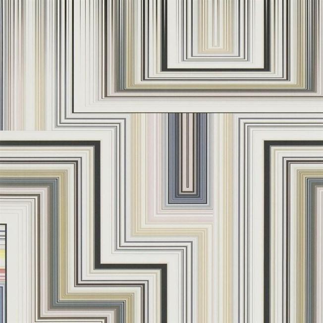 Christian Lacroix Abstract Malchite - Multicolore