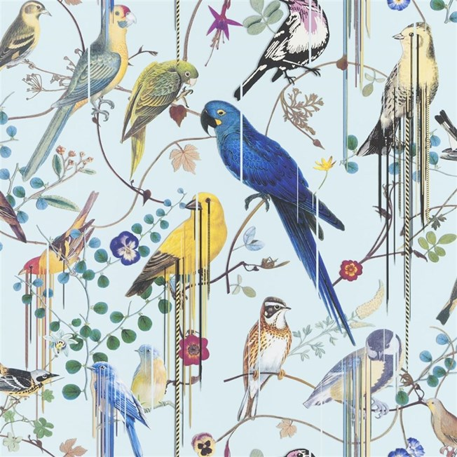 Christian Lacroix Birds sinfonia - Source