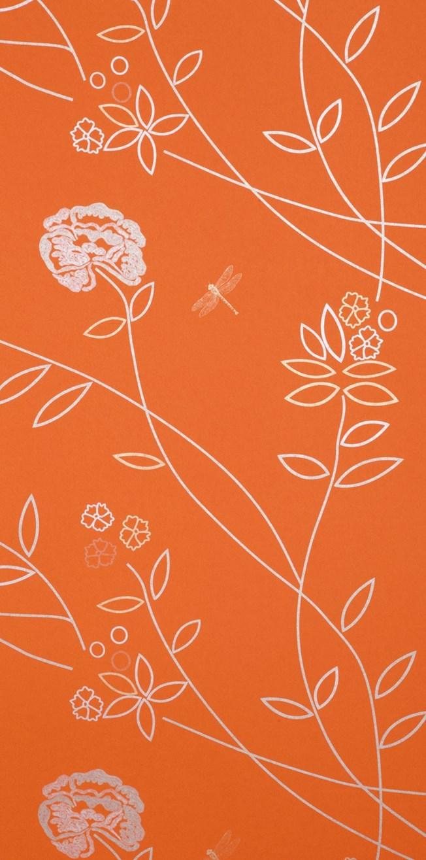 Mimou Tapetterminalen Vintage Flower