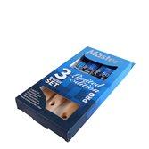 Mäster Penselset, Superior Max blue 3-pack