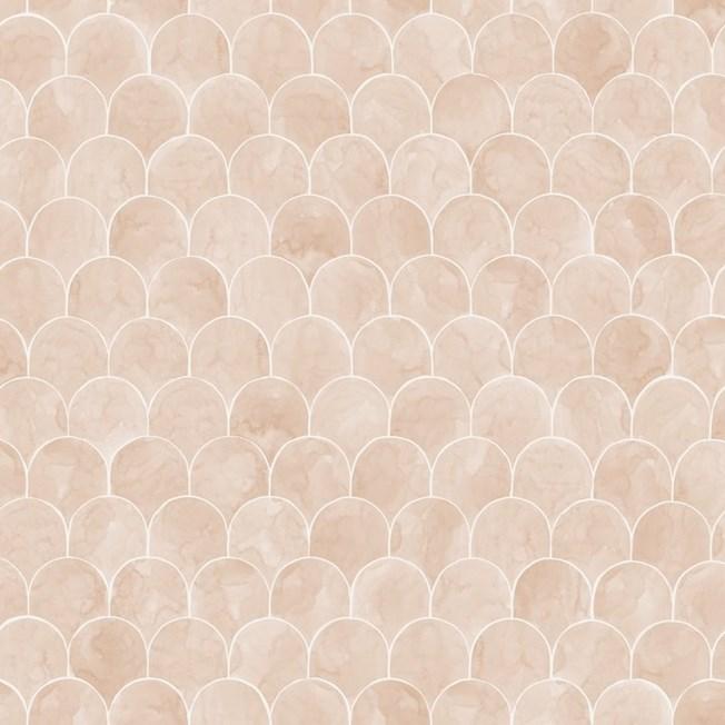 Sandberg Wallpaper Igor Coral tapet