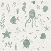 Sandberg Wallpaper Della Jade tapet
