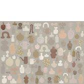 Sandberg Wallpaper Emilia Ilke Clay tapet